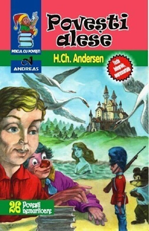Hans Christian Andersen - Povesti alese -