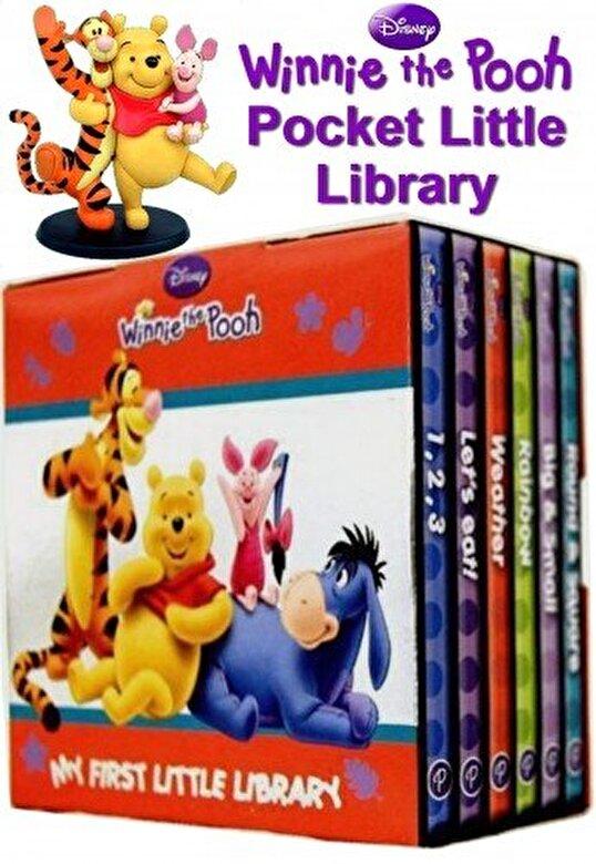 "*** - Disney ""Winnie the Pooh"" Little Library -"