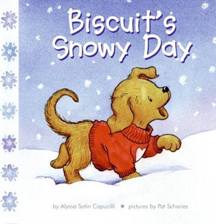 Alyssa Satin Capucilli - Biscuit's Snowy Day, Hardcover -