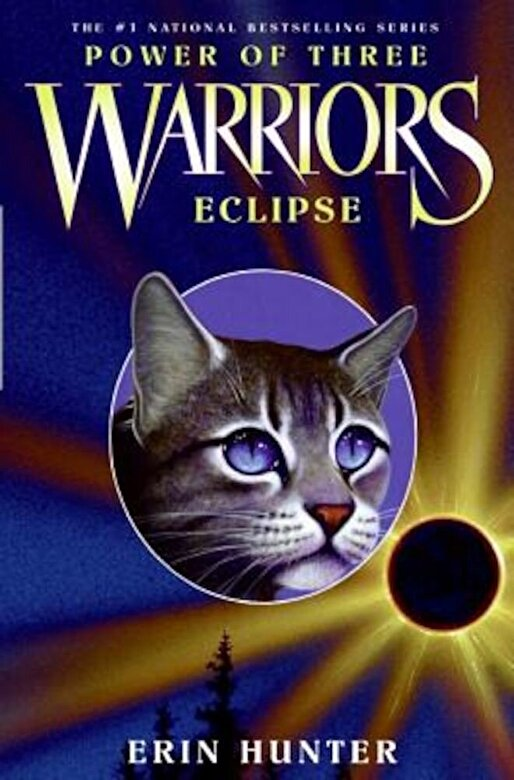 Erin Hunter - Eclipse, Hardcover -