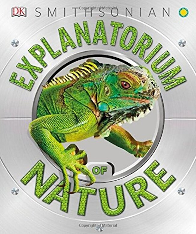 DK Publishing - Explanatorium of Nature, Hardcover -