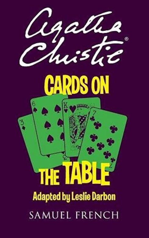 Agatha Christie - Cards on the Table, Paperback -