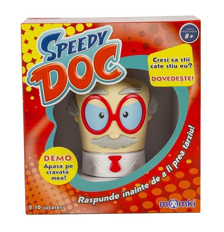 Momki - Joc Speedy Doc -