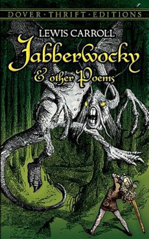 Lewis Carroll - Jabberwocky and Other Poems, Paperback -