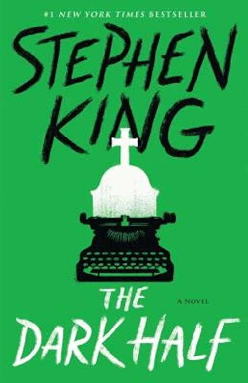 Stephen King - The Dark Half, Paperback -