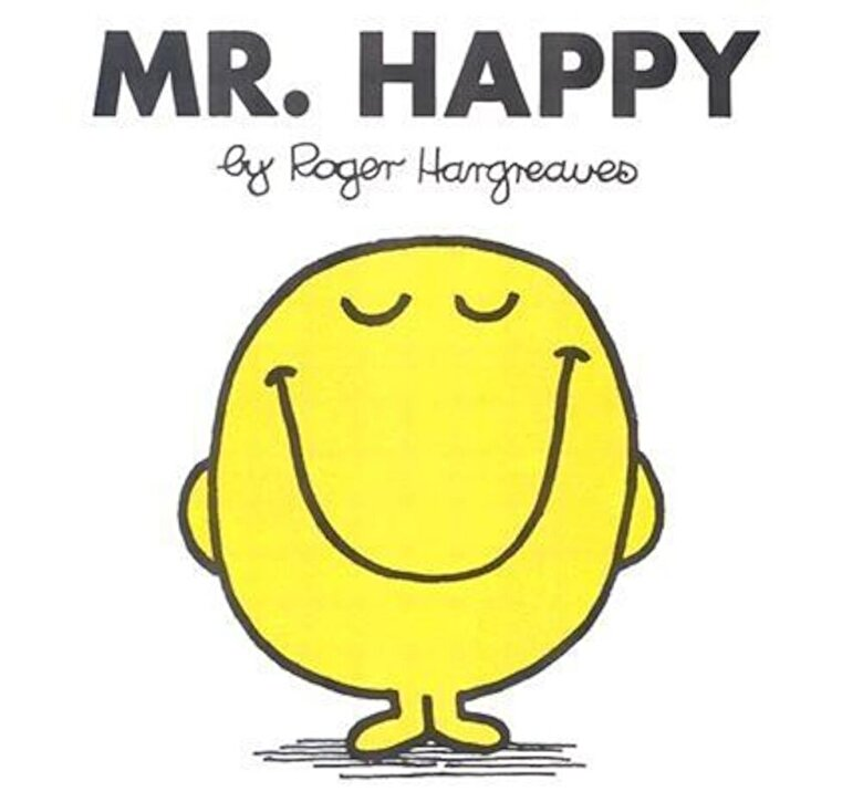 Roger Hargreaves - Mr. Happy, Paperback -