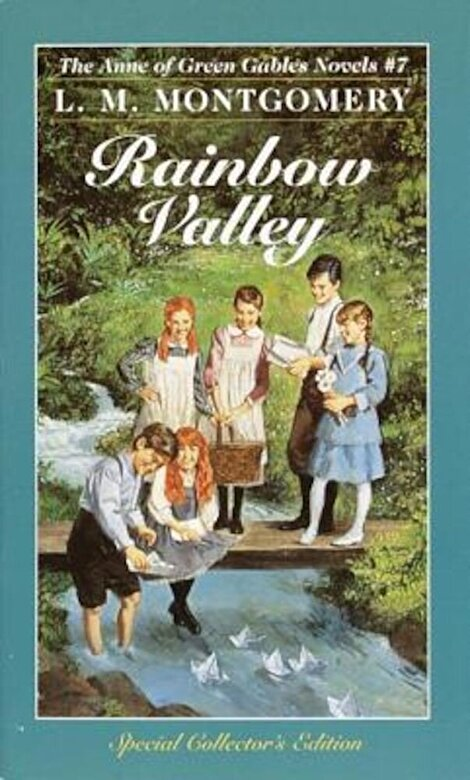 L. M. Montgomery - Rainbow Valley, Paperback -