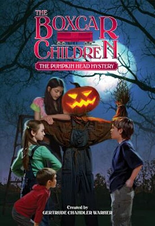 Gertrude Chandler Warner - The Pumpkin Head Mystery, Paperback -