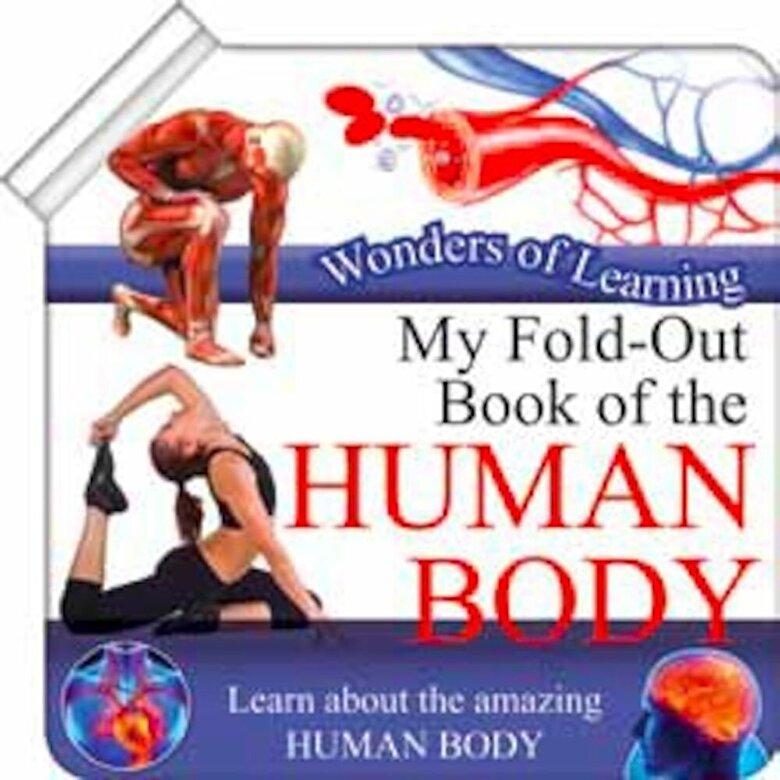 *** - Wonders of learning flap books - human body -