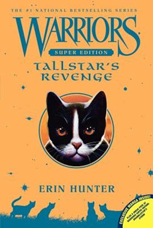 Erin Hunter - Warriors Super Edition: Tallstar's Revenge, Paperback -