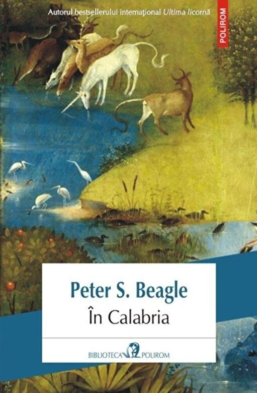 Peter S. Beagle - In Calabria -