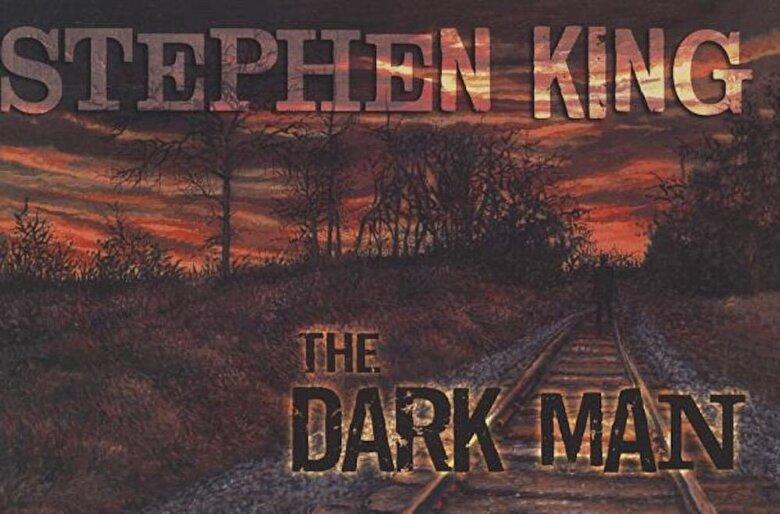 Stephen King - The Dark Man, Hardcover -