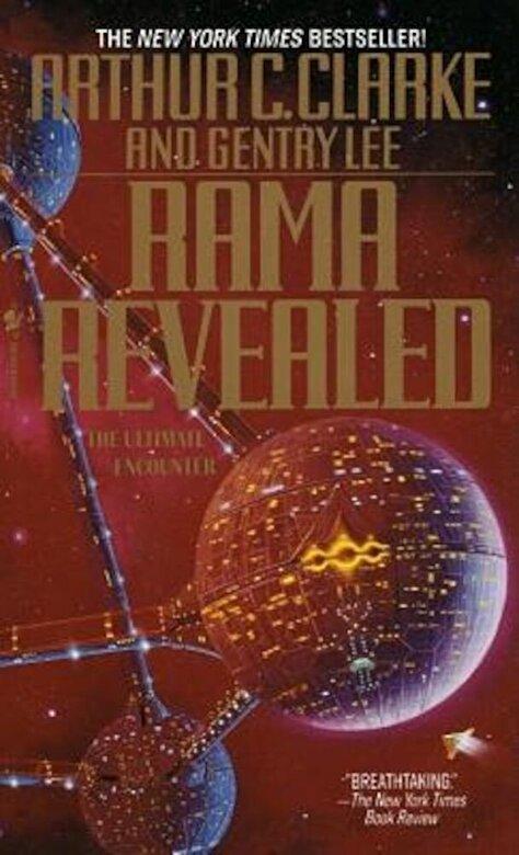 Arthur C. Clarke - Rama Revealed, Paperback -