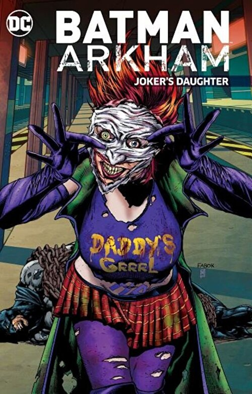 Various - Batman Arkham: Joker's Daughter, Paperback -