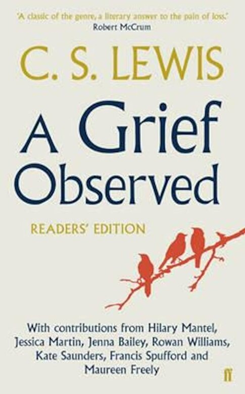 C.S. Lewis - Grief Observed Readers' Edition, Paperback -
