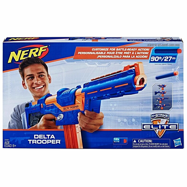 Nerf - Blaster N-Strike Elite Delta Trooper -