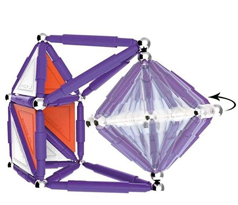 Supermag - Supermag Trendy - Set constructie magnetic, 116 piese -
