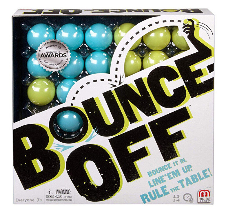 Mattel - Joc de societate Bounce Off -