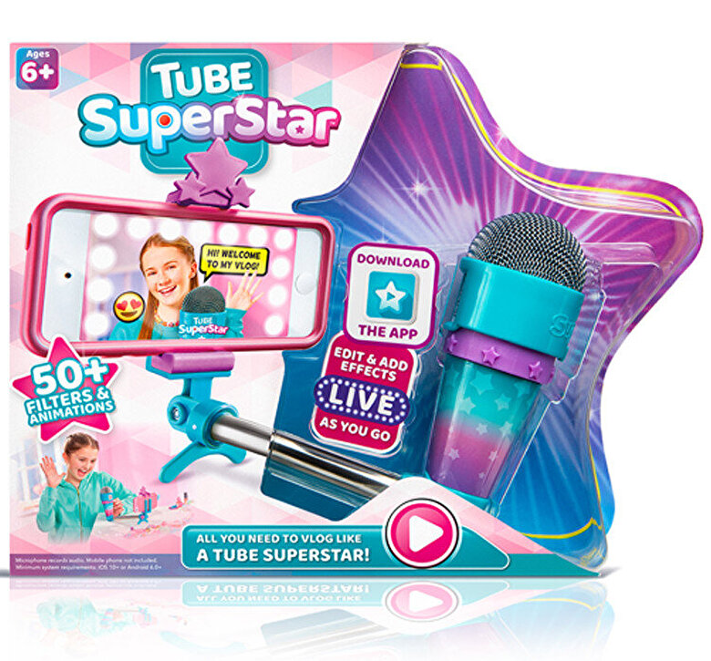 Tube Superstar - Microfon Tube Superstar -