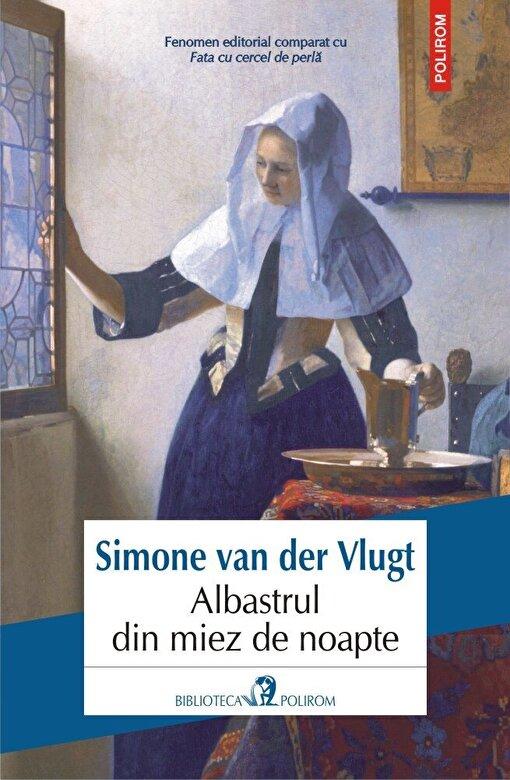 Simone van der Vlugt - Albastrul din miez de noapte -