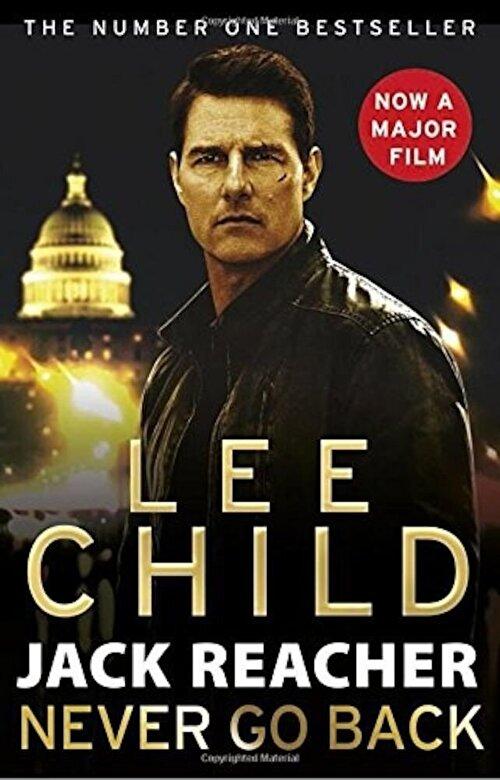 Lee Child - Jack Reacher: Never Go Back -
