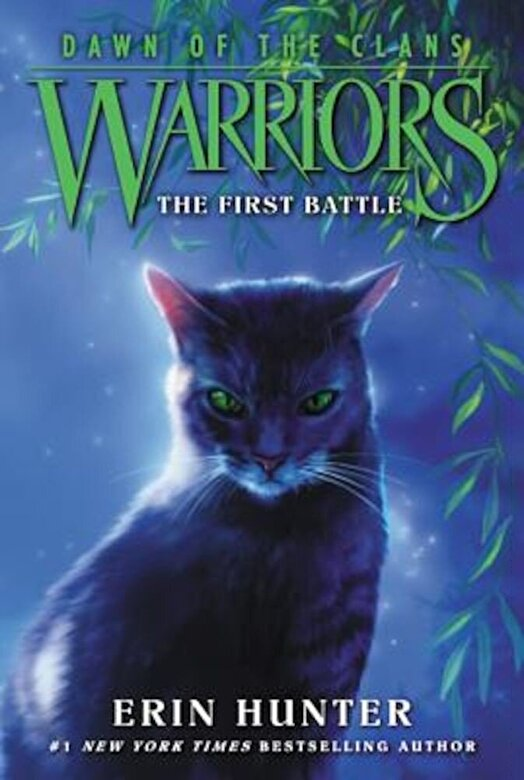 Erin Hunter - Warriors: Dawn of the Clans #3: The First Battle, Paperback -