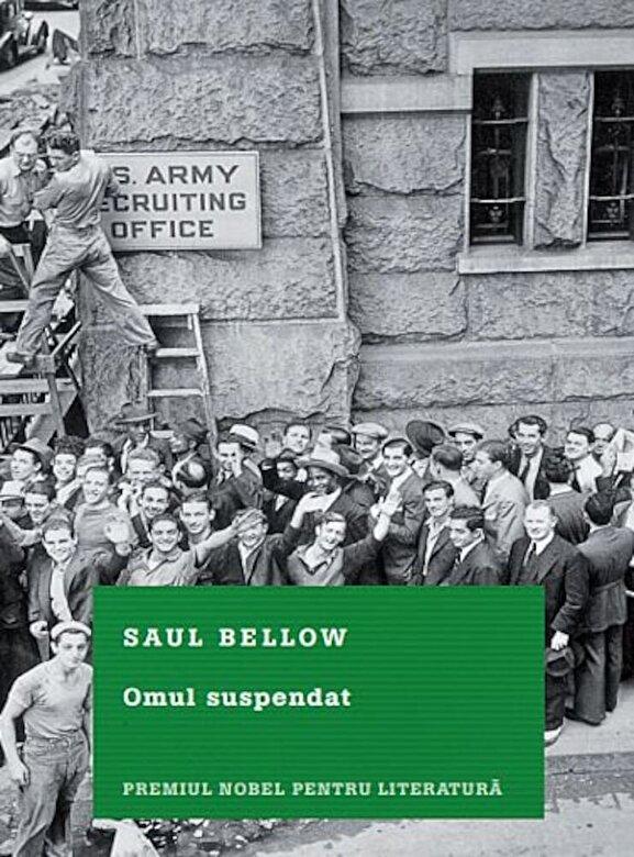 Saul Bellow - Omul suspendat -