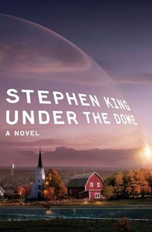Stephen King - Under the Dome, Hardcover -