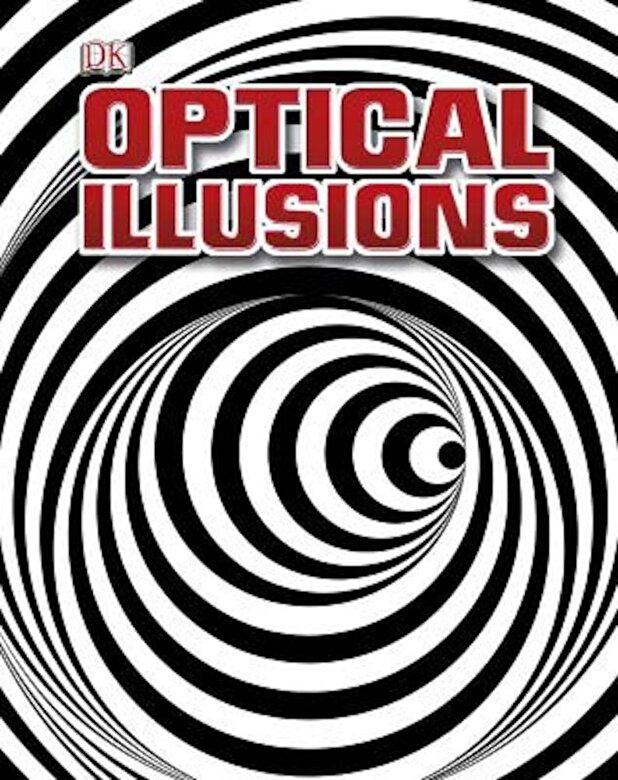 DK Publishing - Optical Illusions, Hardcover -