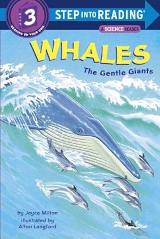 Joyce Milton - Whales, the Gentle Giants, Paperback -