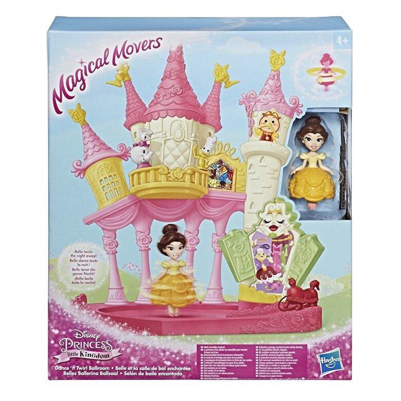 Disney - Disney Princess - Set tematic Sala de bal, cu miscari magice -