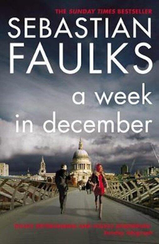 Sebastian Faulks - Week in December, Paperback -