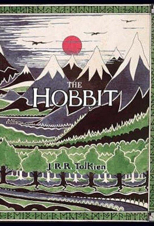 J R R Tolkien - Hobbit Classic Hardback, Hardcover -