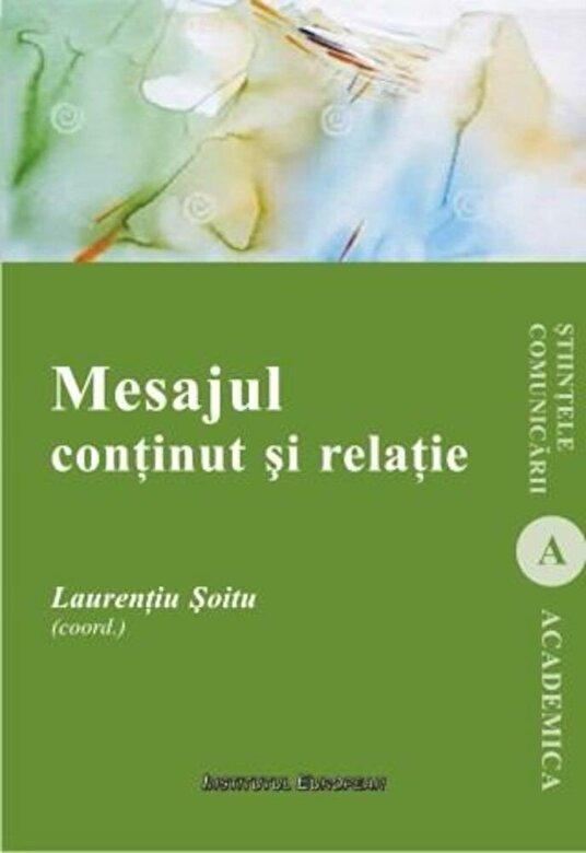 Laurentiu Soitu - Mesajul. Continut si relatie -