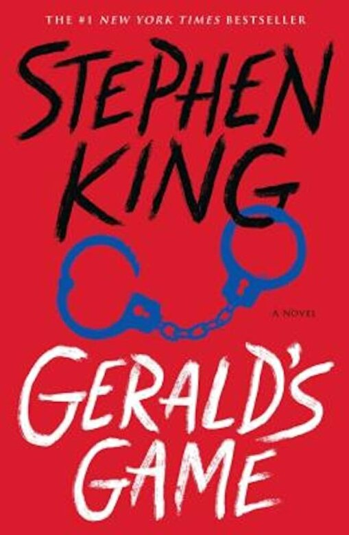 Stephen King - Gerald's Game, Paperback -