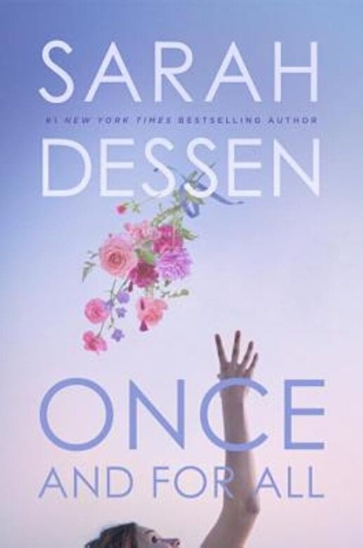 Sarah Dessen - Once and for All, Hardcover -