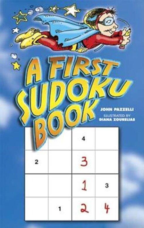 John Pazzelli - A First Sudoku Book, Paperback -
