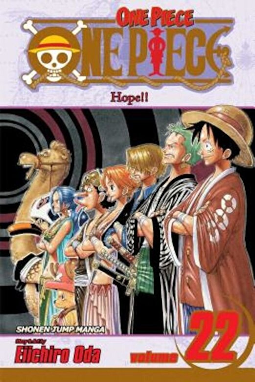 Eiichiro Oda - One Piece, Volume 22: Hope!!, Paperback -