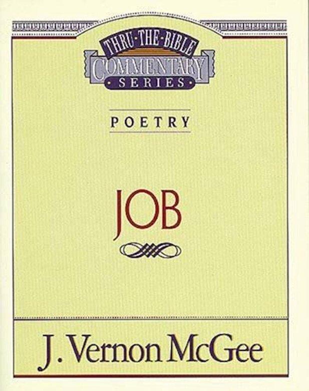 J. Vernon McGee - Job, Paperback -