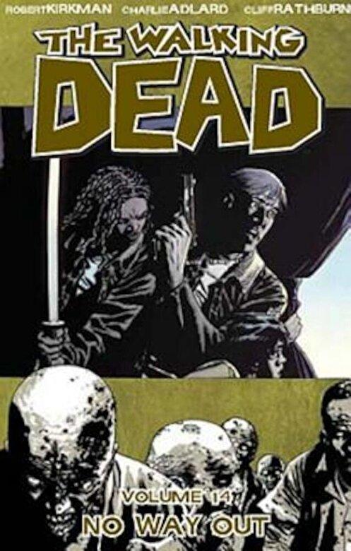 Robert Kirkman - The Walking Dead Volume 14: No Way Out, Paperback -