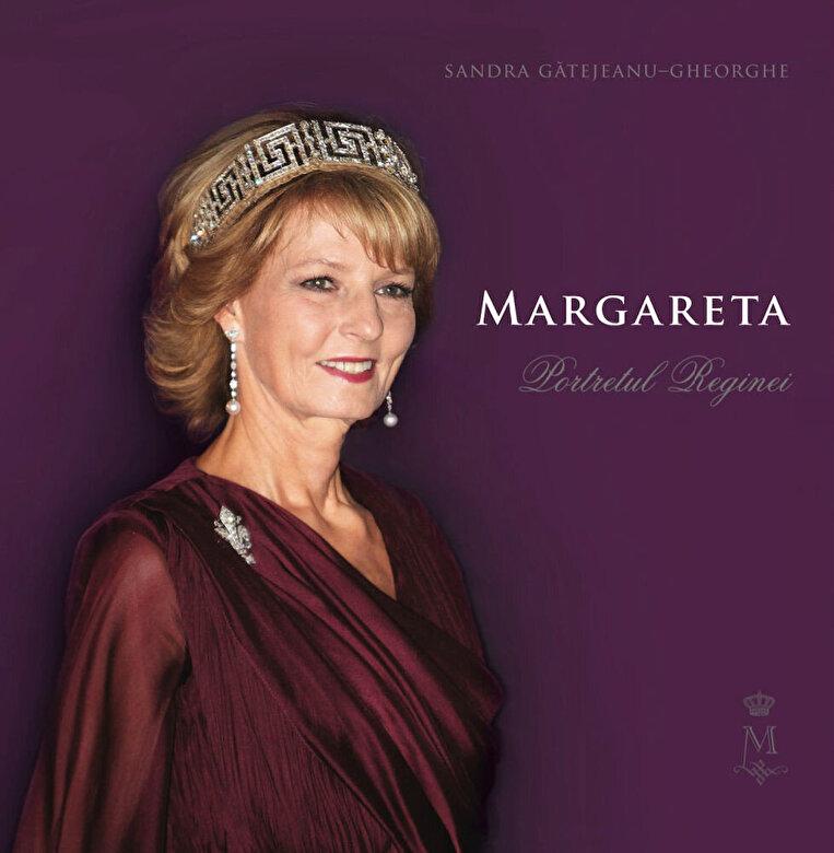 Andra Gatejeanu-Gheorghe - Margareta. Portretul reginei -