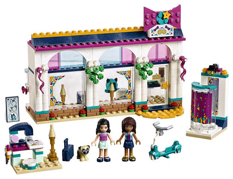 LEGO - LEGO Friends, Magazinul de accesorii al Andreei 41344 -