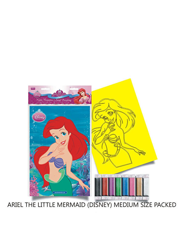 Red Castle - Plansa pictura nisip M, Ariel -
