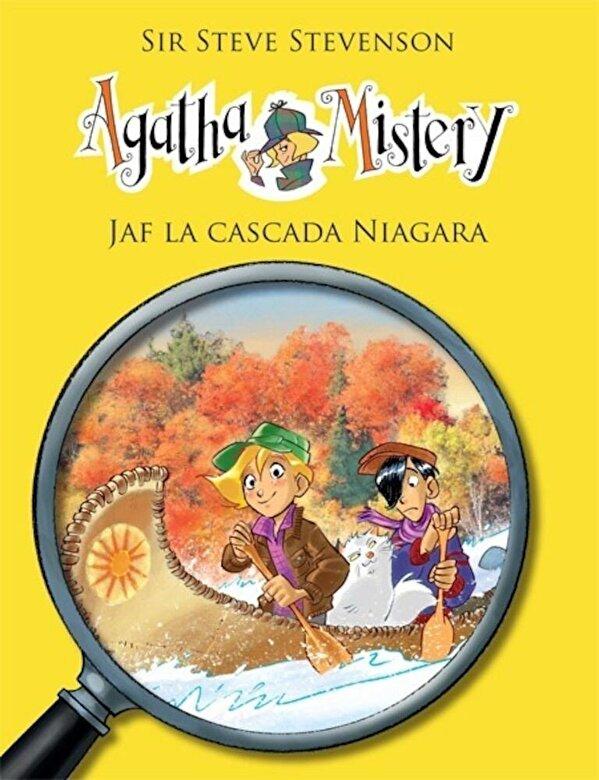 Steve Stevenson - Agatha Mistery - Jaf la cascada Niagara, Vol. 4 -