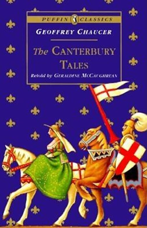 Geoffrey Chaucer - The Canterbury Tales, Paperback -