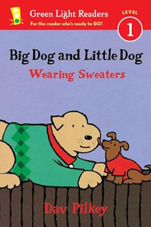 Dav Pilkey - Big Dog and Little Dog Wearing Sweaters, Paperback -