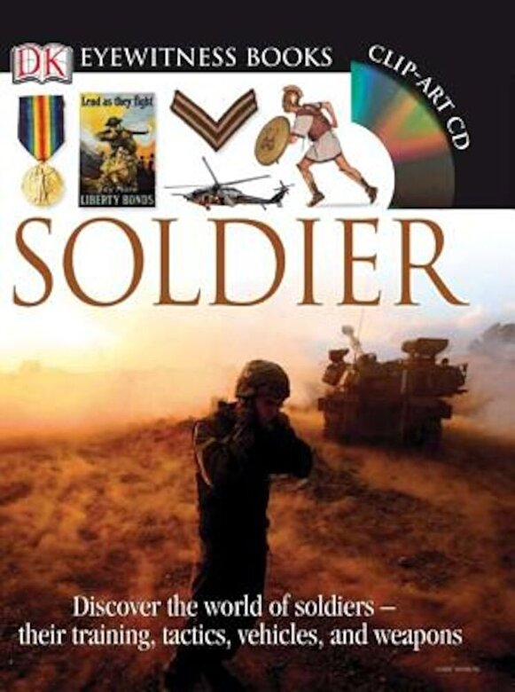 Simon Adams - Soldier [With CDROM], Hardcover -