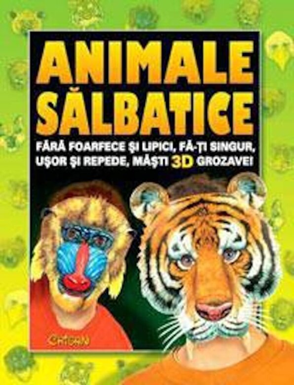 Beckie Williams, Robert Morton - Animale salbatice -