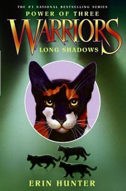 Erin Hunter - Warriors: Power of Three #5: Long Shadows, Hardcover -