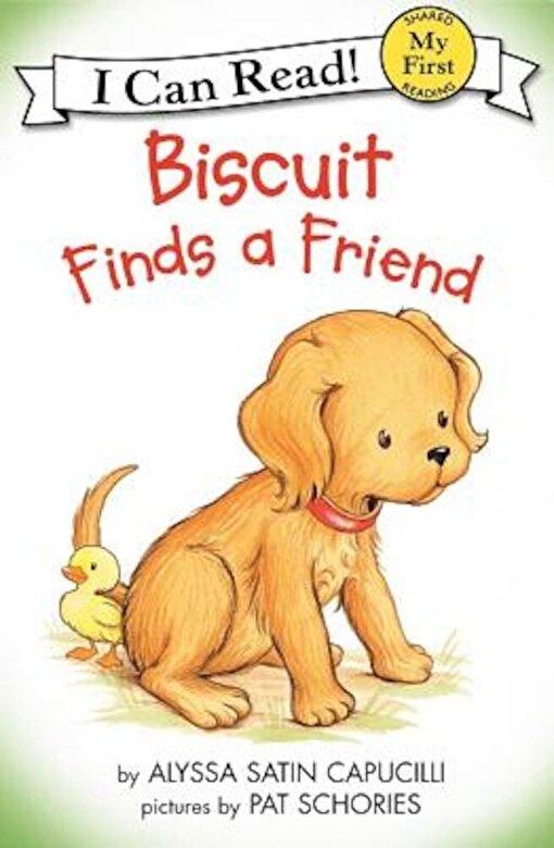 Alyssa Satin Capucilli - Biscuit Finds a Friend, Paperback -